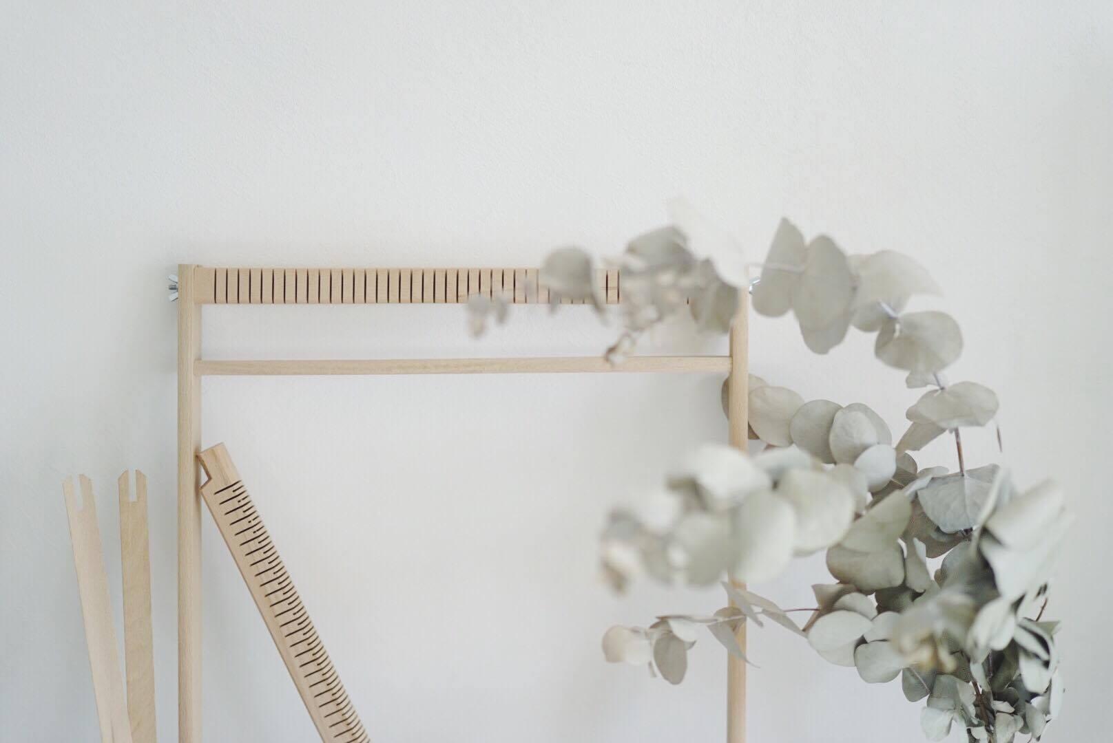 Atelier tissage Julie Robert