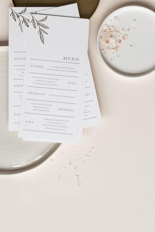 Carteland - Faire part de mariage et papeterie de mariage - Photos : Chloé Lapeyssonnie - DA : Studio Quotidien
