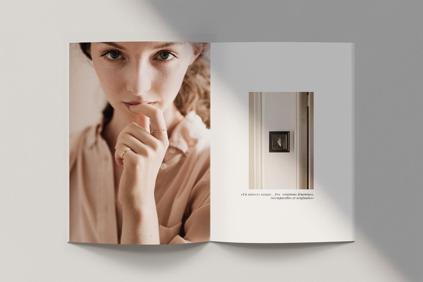 STUDIO QUOTIDIEN - Agence Créative - Direction artistique - Identité visuelle - Photographie - Stylisme - Réseaux sociaux - Lyon