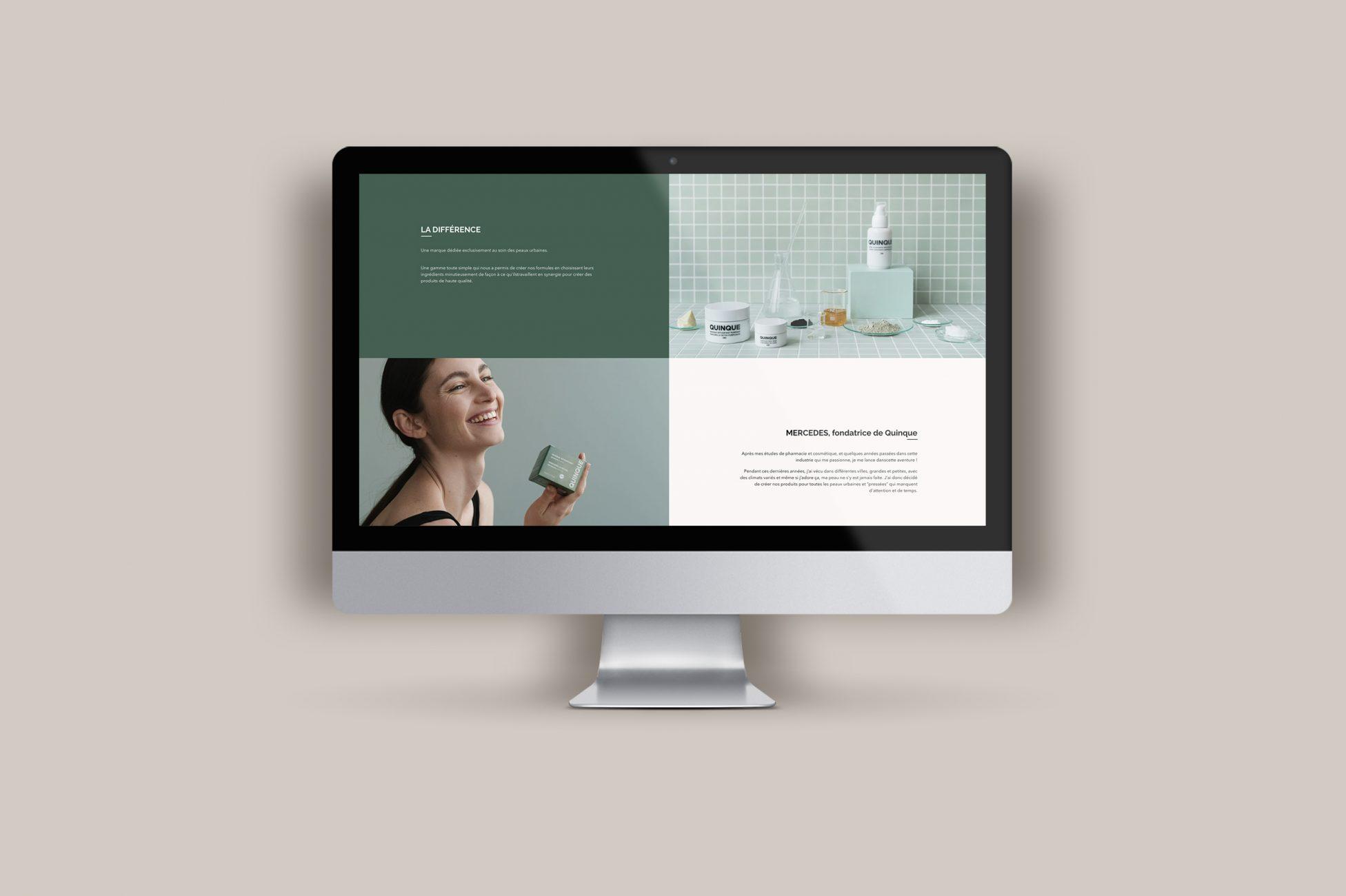 Studio Quotidien - Shooting photo - Création de site web