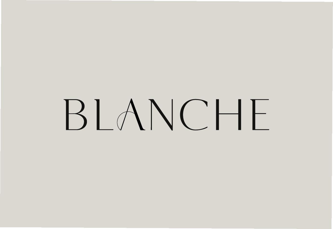 IDENTITE VISUELLE - STUDIO QUOTIDIEN - BLANCHE